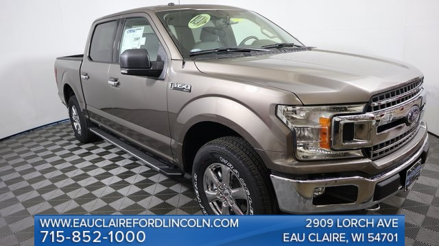 New  Ford F  In Eau Claire Wisconsin