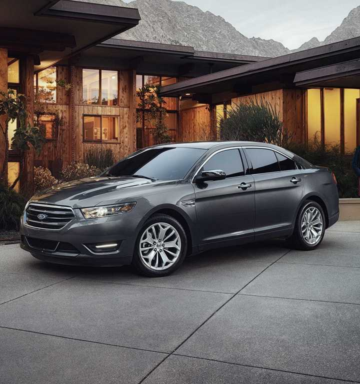 New Ford Taurus Exterior Image