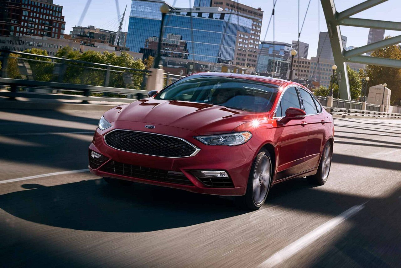 New Ford Fusion On Sale Now at Ford of Upland