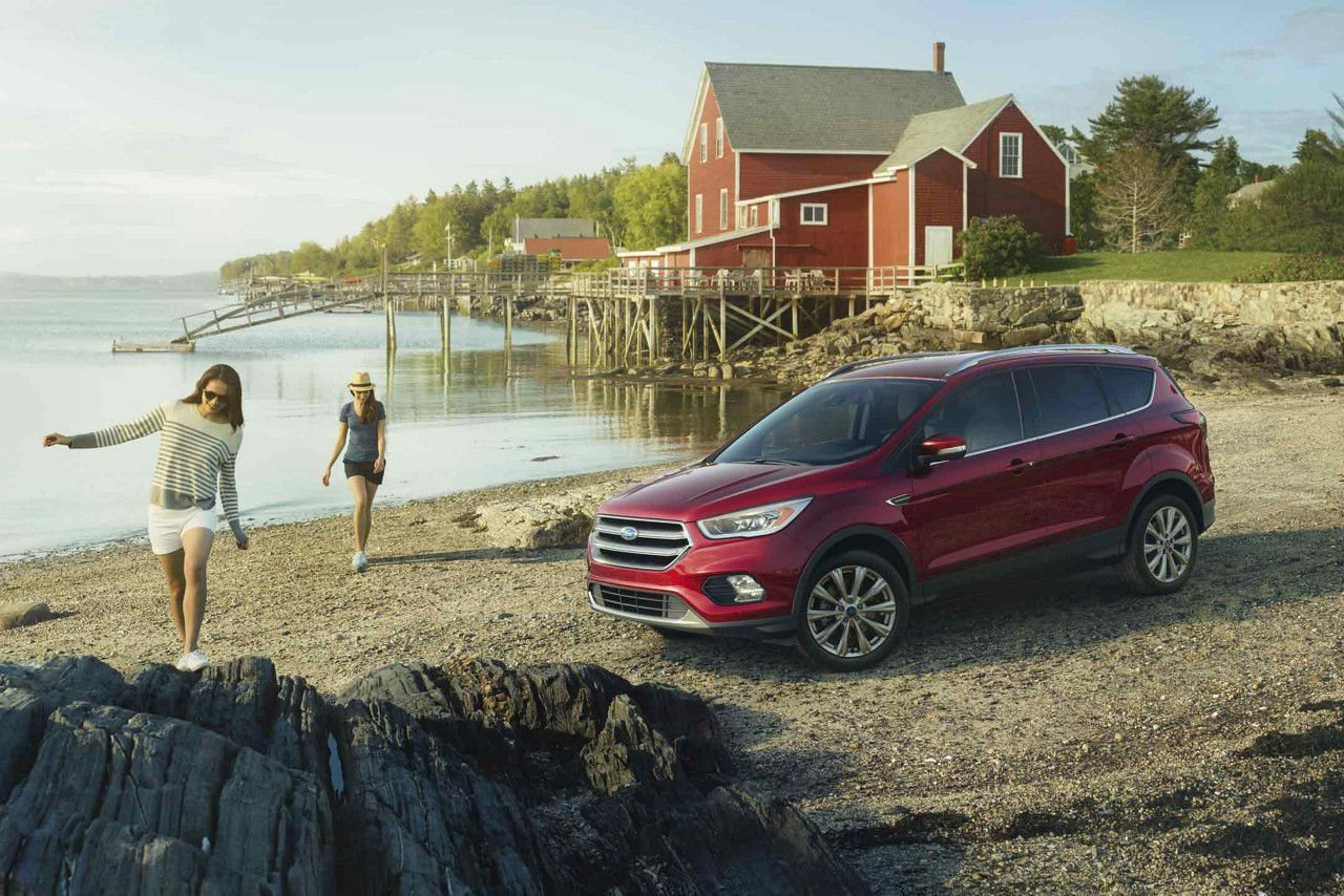 Ford® Escape Lease Incentives & Prices - Kansas City MO