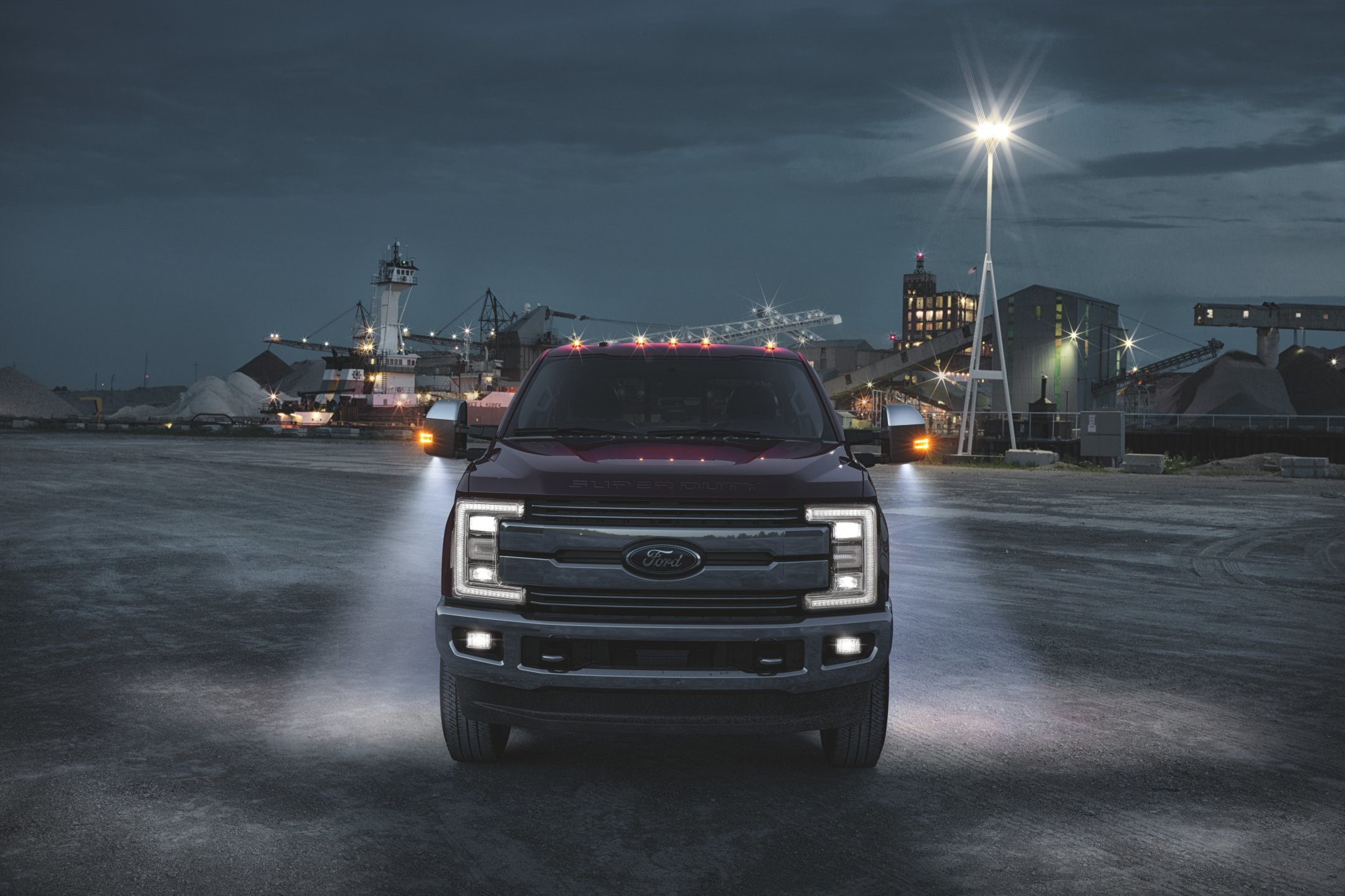 New Ford F  Exterior Image