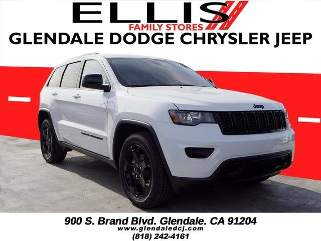 Jeep® Grand Cherokee Buy Lease & Finance Specials - Glendale CA
