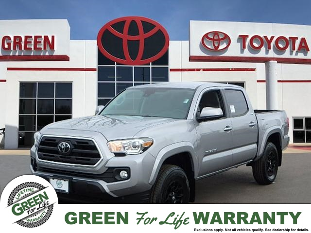New Toyota Tacoma Lease and Finance Offers Springfield IL | Green Toyota