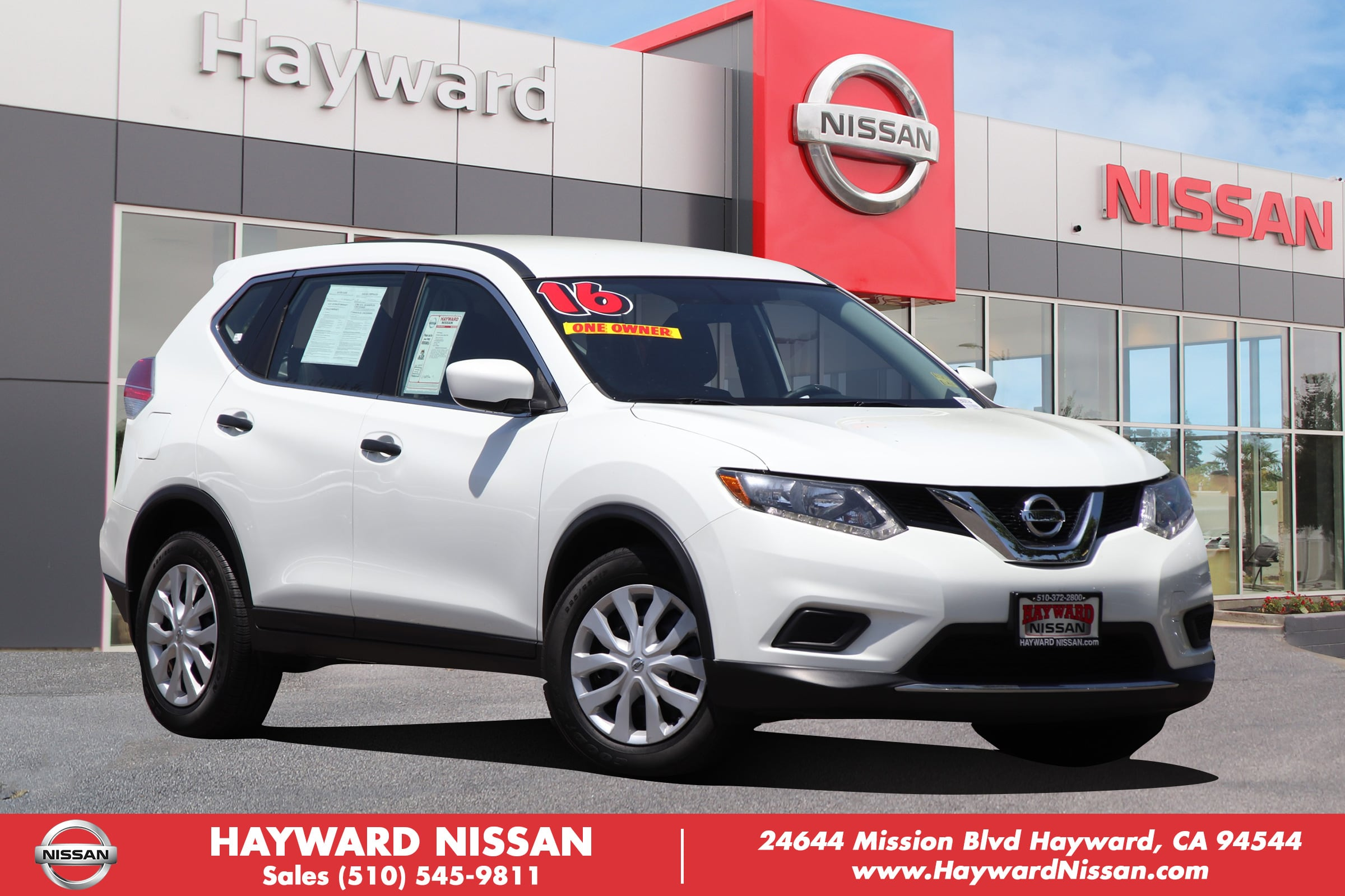 Certified Pre-Owned Nissan® Offers For Sale - Near Fremont CA