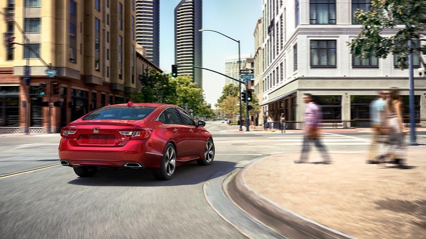 New Honda Accord Exterior Image 2