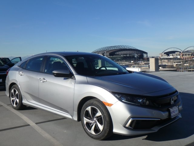 Honda Lease Prices & Finance Specials - Seattle WA