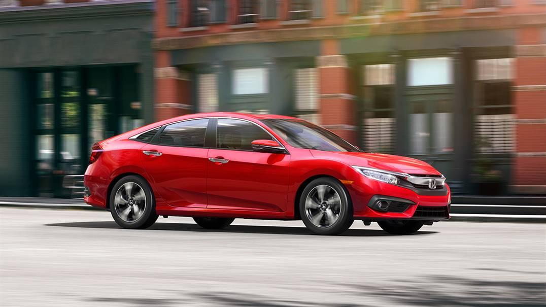 Perfect New Honda Civic Exterior Image 1