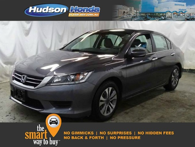 Delightful Certified Pre Owned 2015 Honda Accord In West New York New Jersey