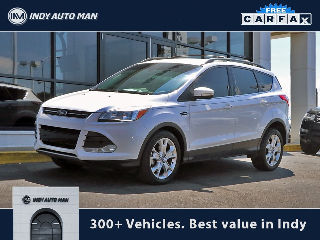 2013 Ford Escape Value >> Pre Owned 2013 Ford Escape Sel 4d Sport Utility In