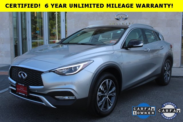 INFINITI® Certified Pre-Owned Specials & Deals - Nashua NH