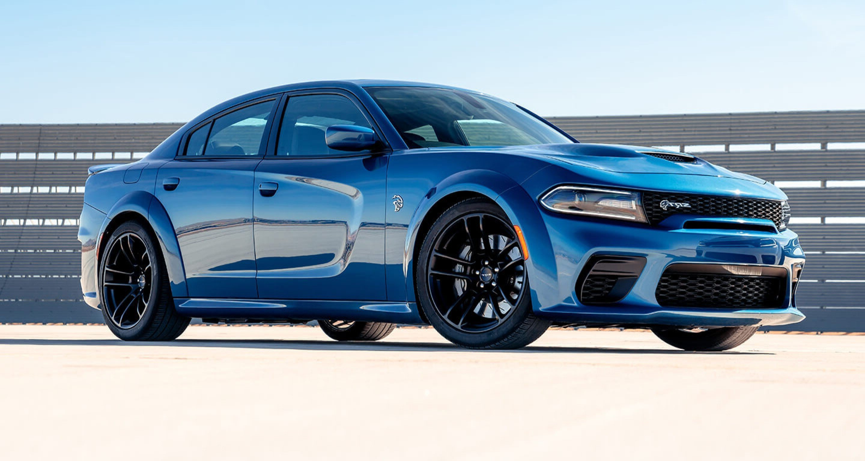 Dodge Charger Lease >> New Dodge Charger