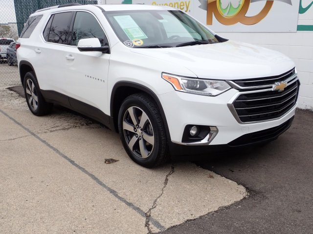 Used 2018 Chevrolet Traverse in Cincinnati Ohio