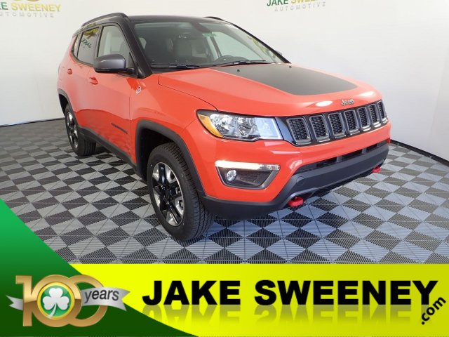 New 2018 Jeep Compass In Cincinnati Ohio