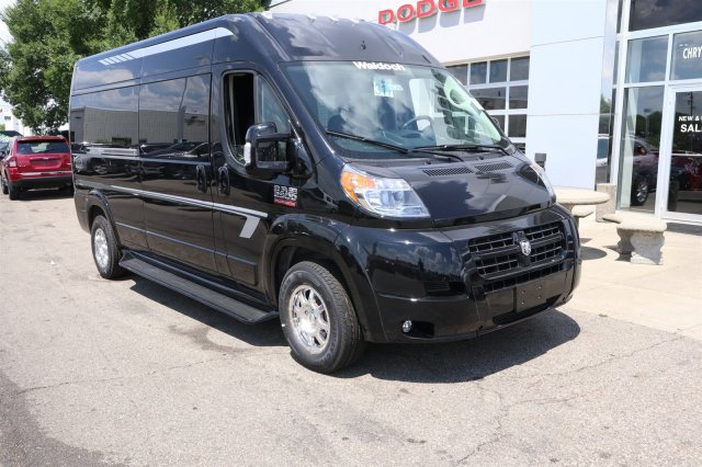 Luxury Van Dealer Cincinnati Oh