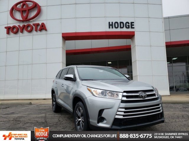 Toyota Of Muskogee >> Toyota New Suv Buy Lease Finance Incentives Muskogee Ok