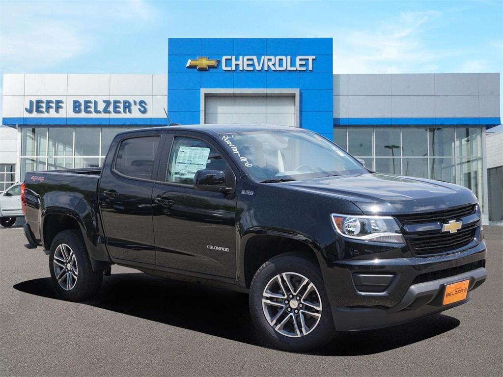 Chevrolet Colorado Lease Incentives & Offers - New Prague MN