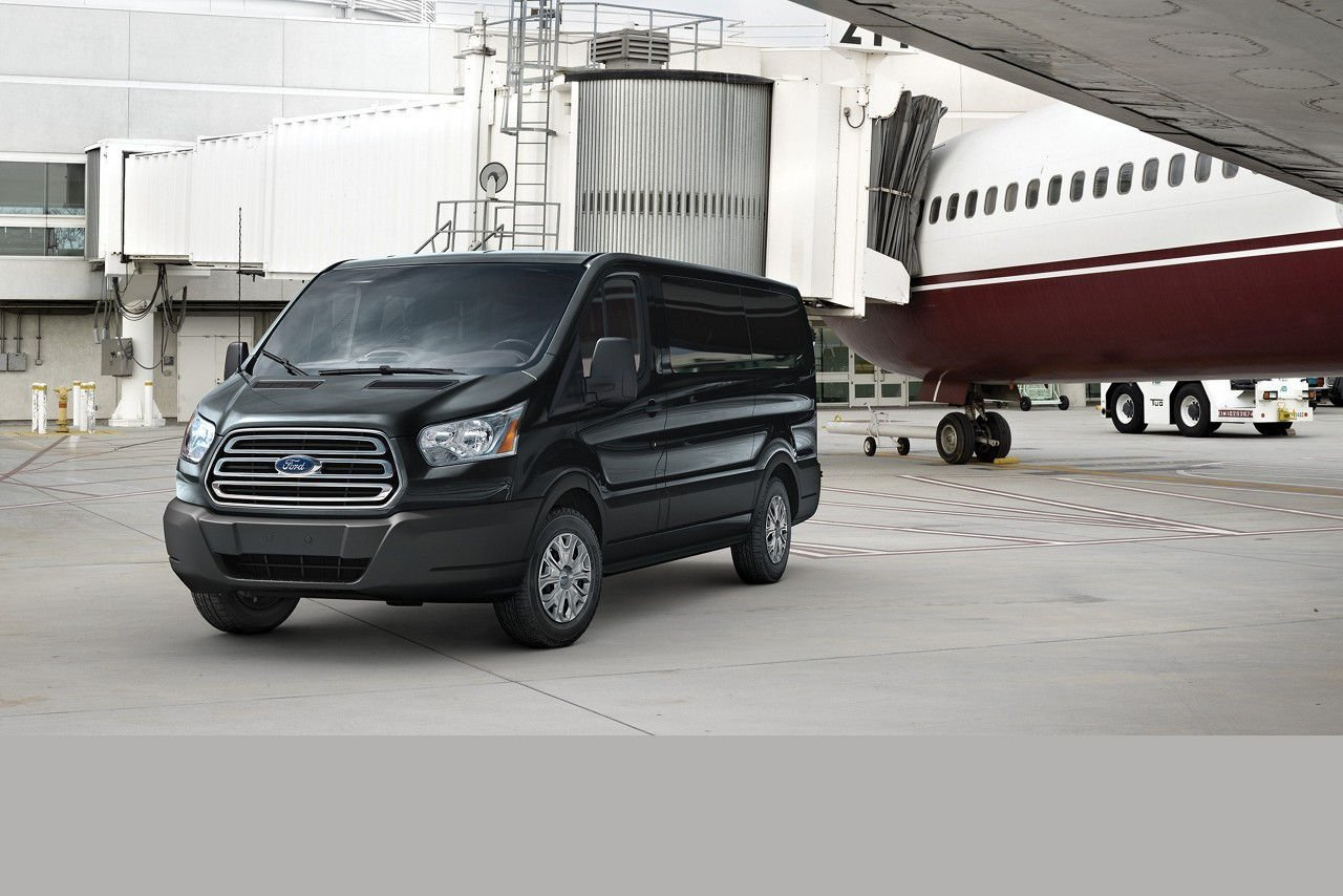 Ford Transit Passenger Wagon Deals & Lease Offers - New