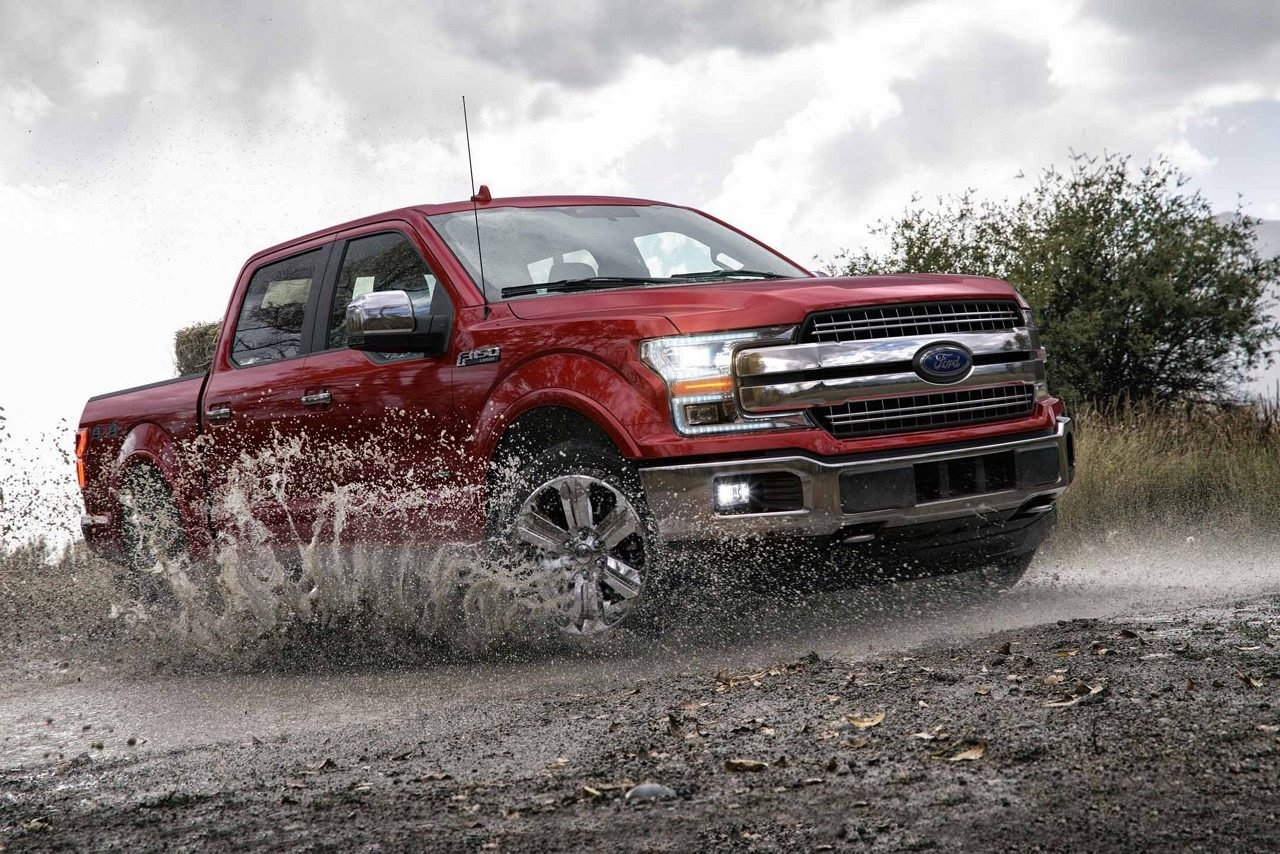 Current Ford F  Prices Deals Lease Incentives In Minnesota