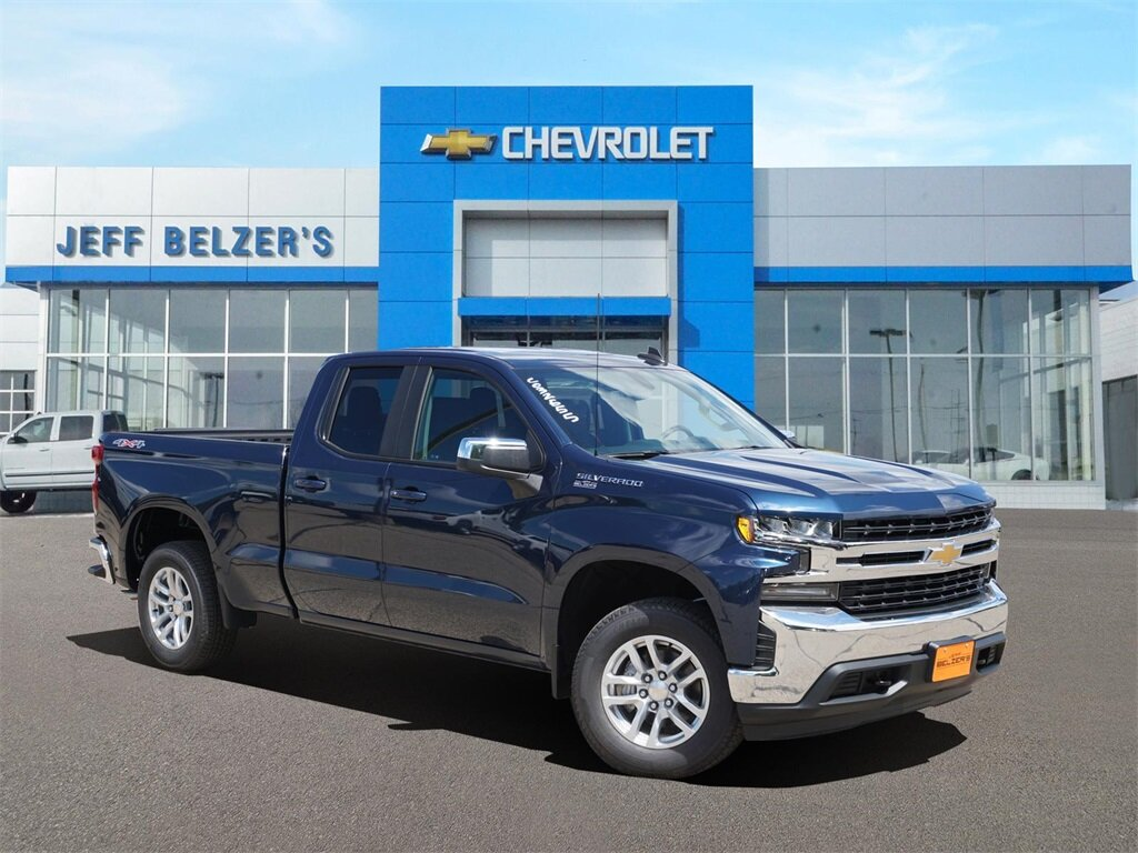 Chevy Silverado 1500 Lease Deals Offers Near Lakeville Mn