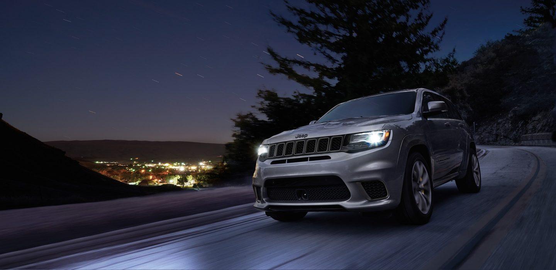 New Jeep Grand Cherokee Trackhawk For Sale Cincinnati OH