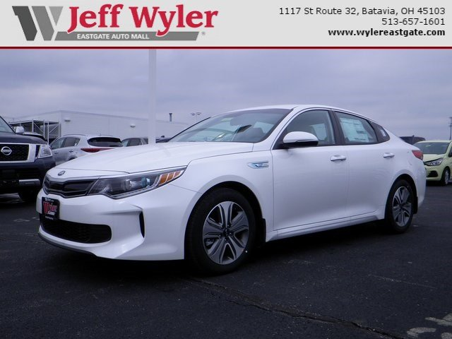 Superb New 2018 Kia Optima Hybrid In Cincinnati Ohio