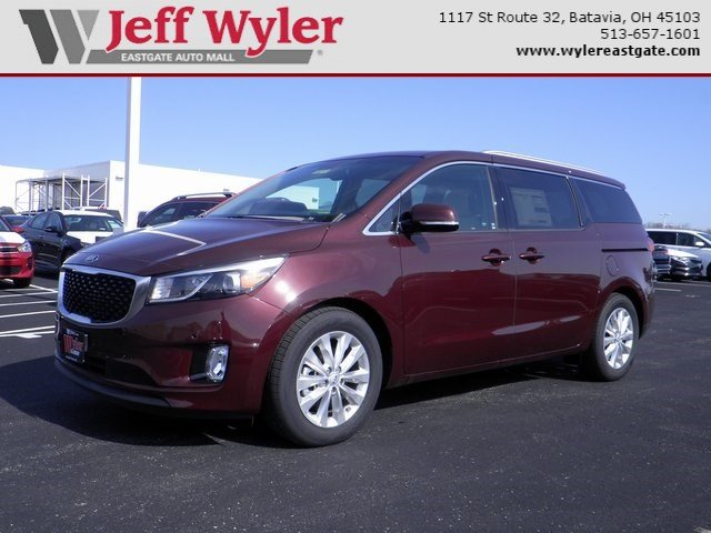 Delightful New 2018 Kia Sedona In Cincinnati Ohio