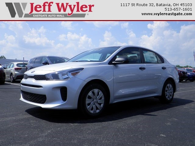 New 2018 Kia Rio In Cincinnati Ohio