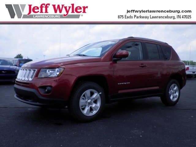 New 2017 Jeep Compass In Lawrenceburg Indiana
