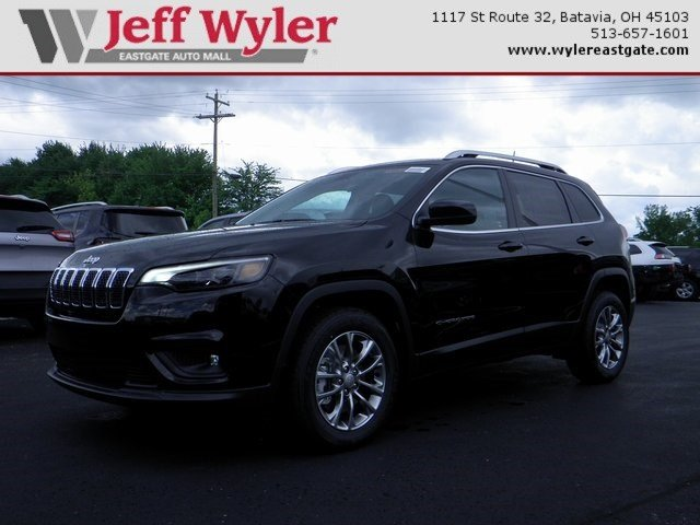 New 2019 Jeep Cherokee In Fort Thomas Kentucky