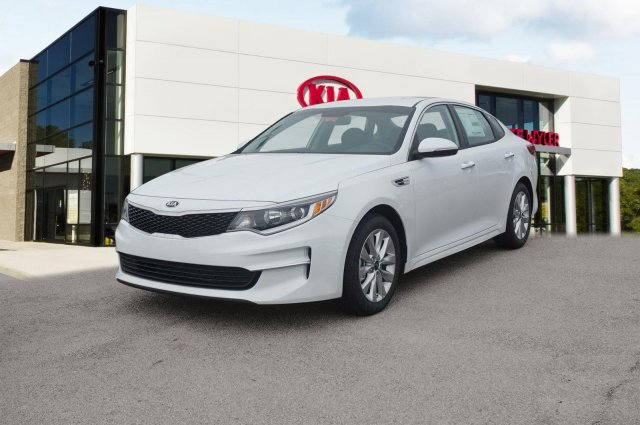 New 2018 Kia Optima In Cincinnati Ohio