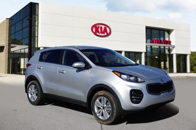 New 2018 Kia Sportage In Fairfield Ohio