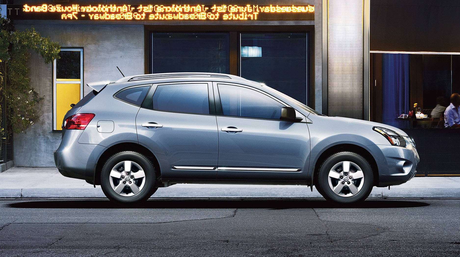 Nissan Rogue Select Price & Lease fer