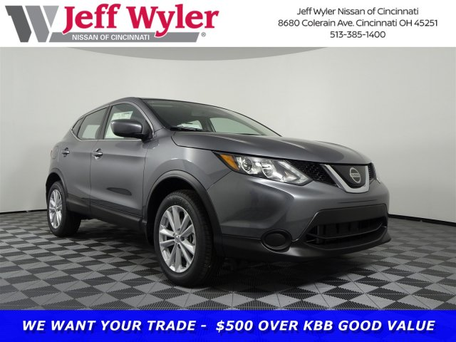 Exceptional New 2018 Nissan Rogue Sport In Fairfield Ohio