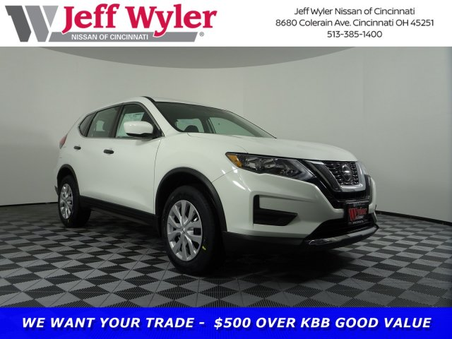 Perfect New 2018 Nissan Rogue In Fairfield Ohio