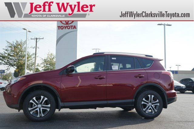 Exceptional New 2018 Toyota RAV4 In Clarksville Indiana