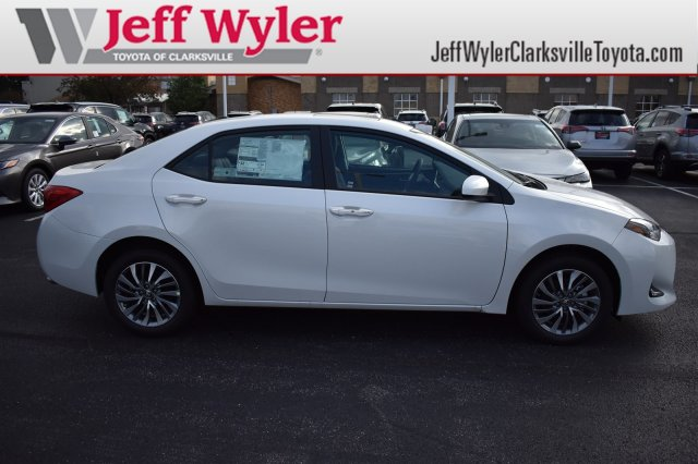 New 2019 Toyota Corolla In Clarksville Indiana