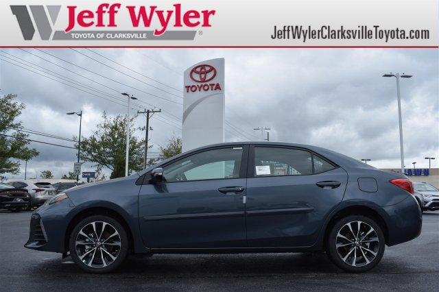 Attractive New 2019 Toyota Corolla In Clarksville Indiana
