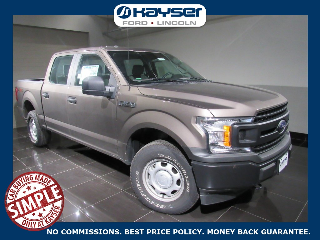 New 2018 ford f 150 in madison wisconsin