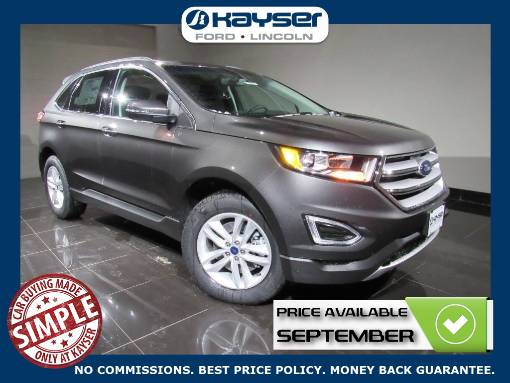 New 2018 ford edge in madison wisconsin