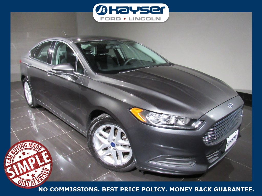 Used 2016 ford fusion in madison wisconsin
