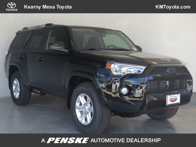 Toyota 4runner Lease Finance Offers San Diego Ca