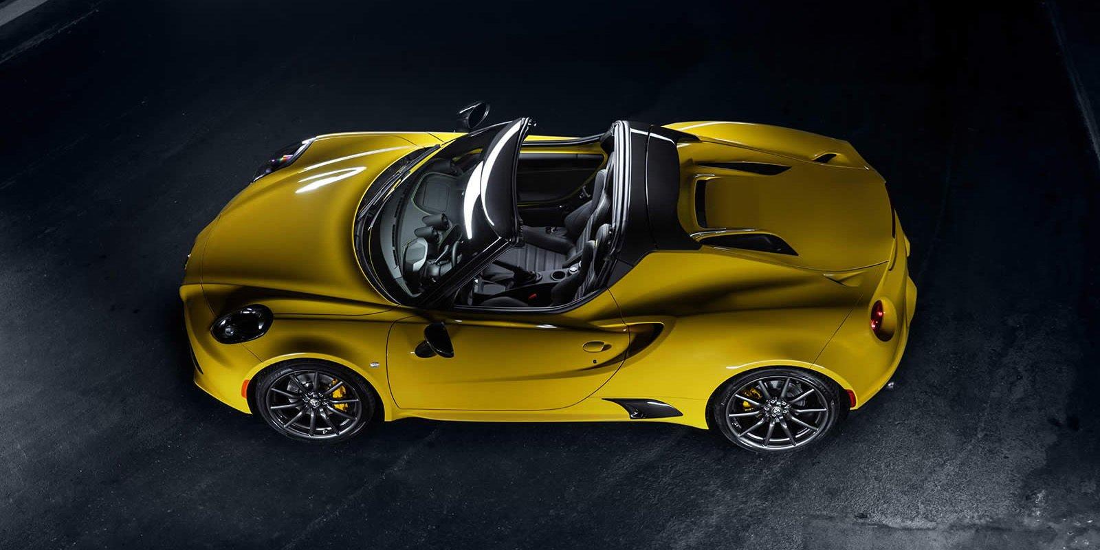 Alfa Romeo C Spider Lease Deals Finance Prices Danvers MA - Alfa romeo 4c leasing