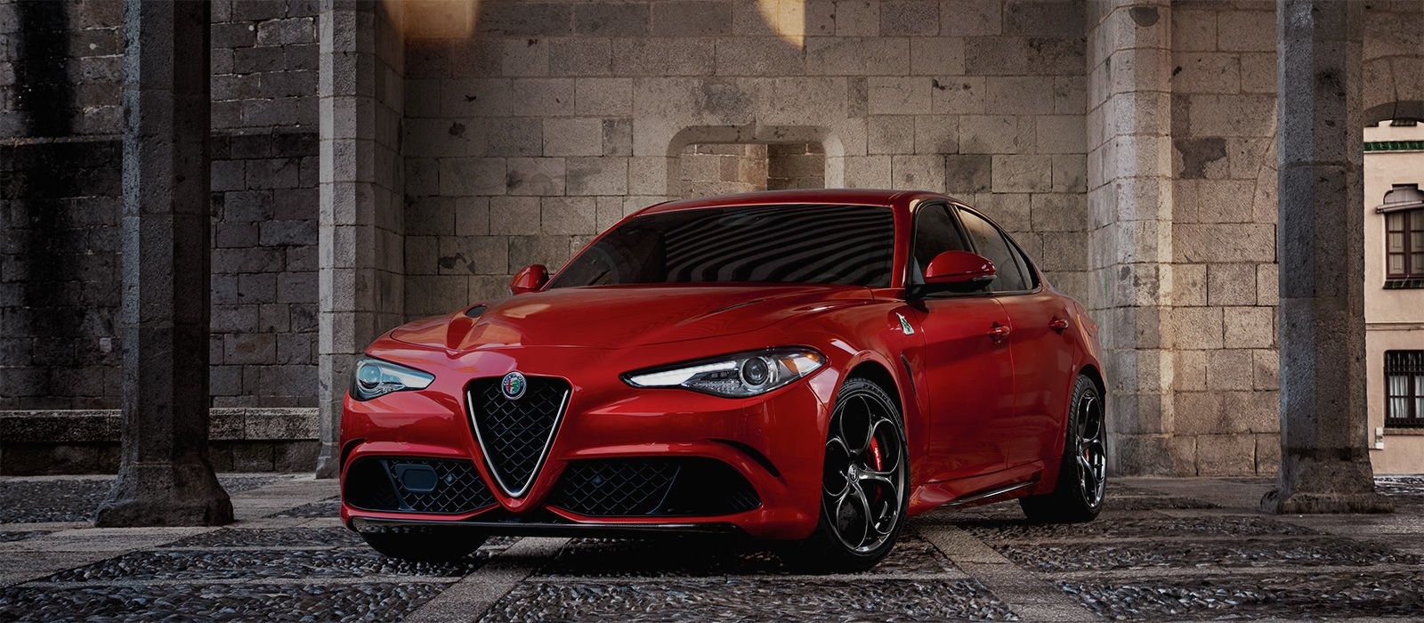 New Alfa Romeo Giulia Quadrifoglio Buy Lease And Finance Offers - New alfa romeo for sale