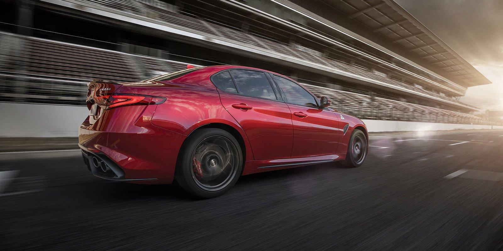 New Alfa Romeo Giulia Quadrifoglio Buy Lease And Finance Offers - Lease alfa romeo