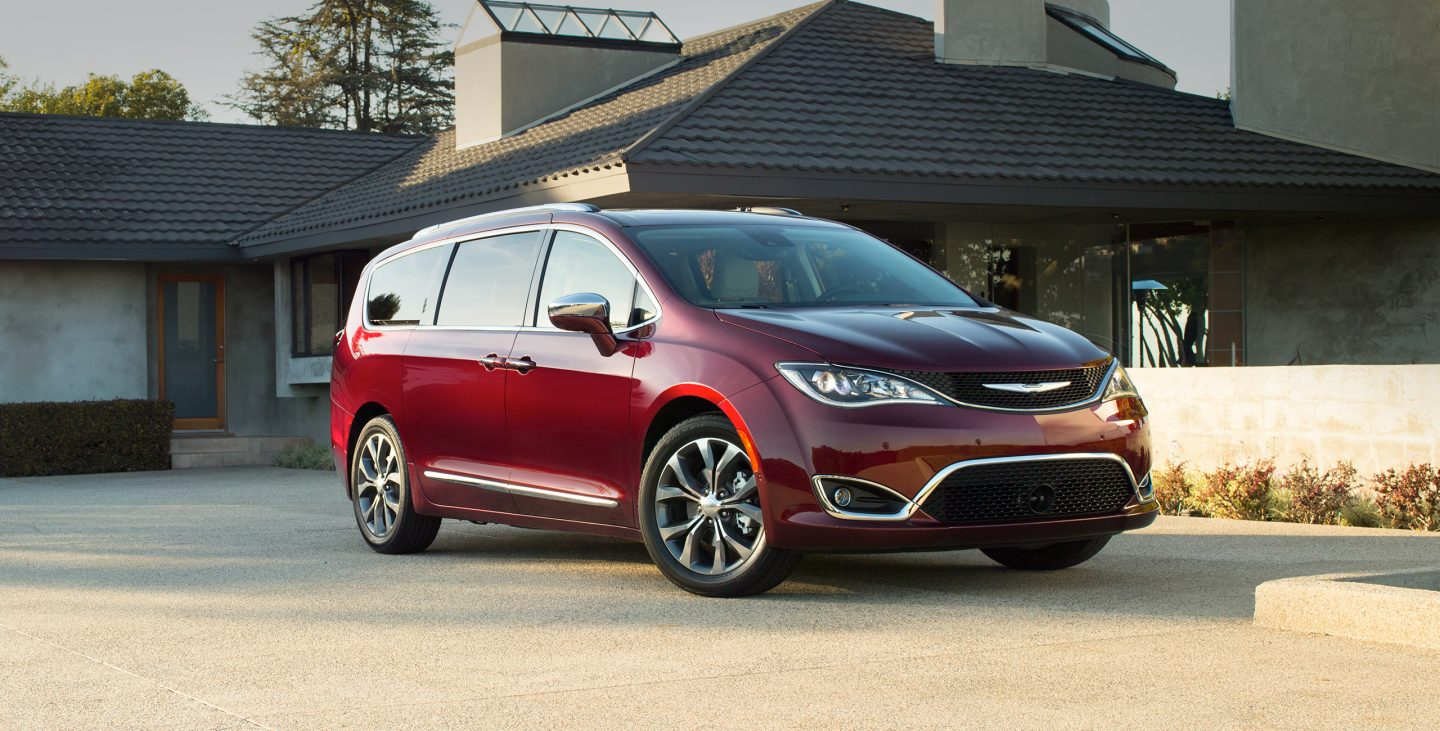 Chrysler Pacifica Lease Specials Finance Deals Lynnfield Ma