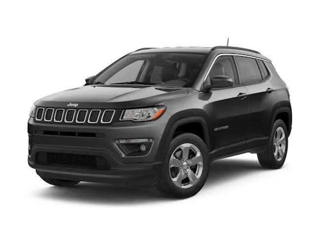 New 2018 Jeep Compass In Lynnfield Massachusetts
