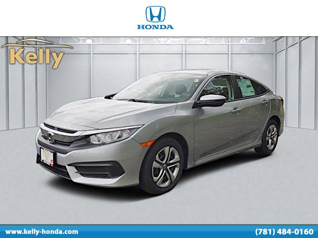 New 2018 Honda Civic In Lynn Massachusetts