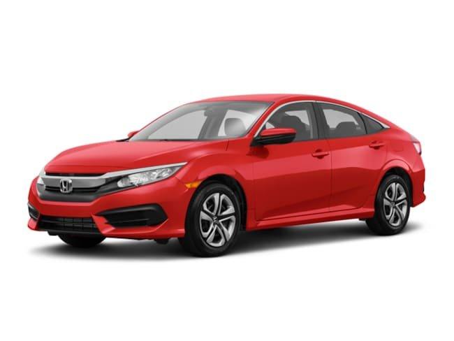 New 2018 Honda Civic In Lynn Massachusetts