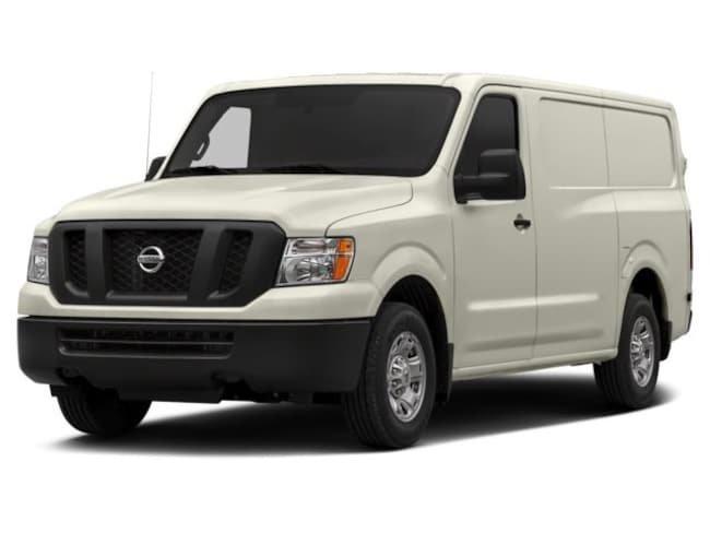 New 2018 Nissan NV 1500 In Woburn Massachusetts