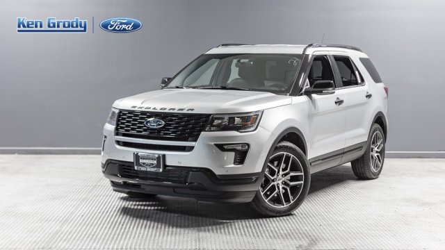 Ford Explorer Prices & Lease Deals Orange County CA
